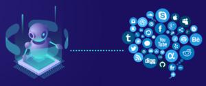 intelligence artificielle réseaux sociaux